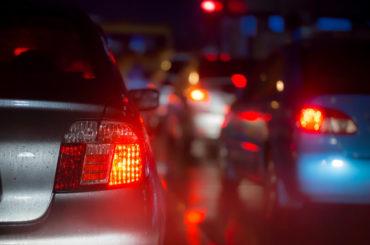 Traffic in Orange County